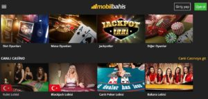 Mobilbahis Casino